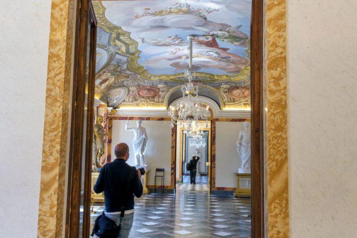 San Ildefonso Palacio Interior KAM3724