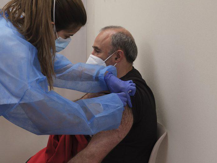 Vacunacion Mayores 50 AstraZeneca Coronavirus KAM 4
