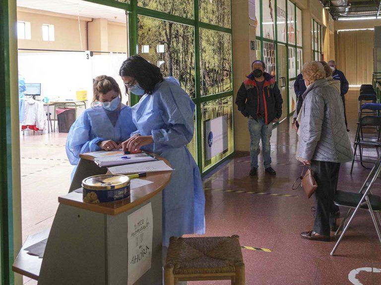 Segovia cierra la semana con siete nuevos positivos, la cifra más baja en dos meses
