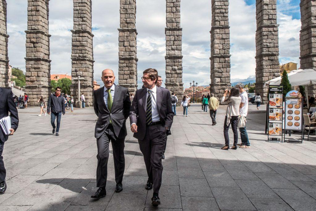 Visita Jose Ignacio Goirigolzarri Bankia 2014 DSF5912