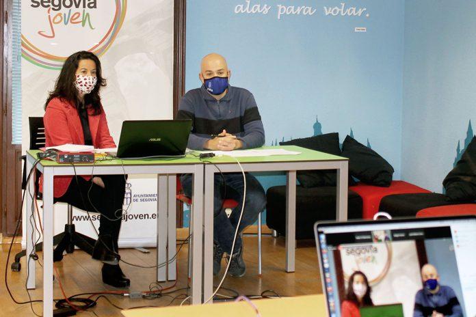 ayuntamiento segova joven jornada servicios informaicon