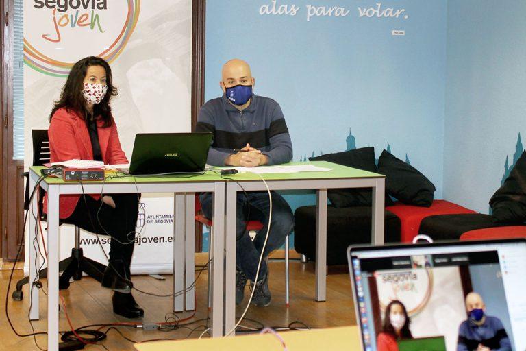 Segovia analiza el cambio en los servicios de información juvenil