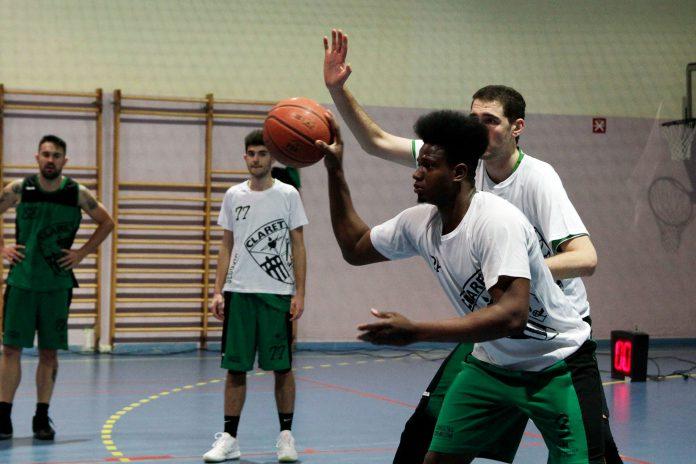 baloncesto cd claret soria no presentado