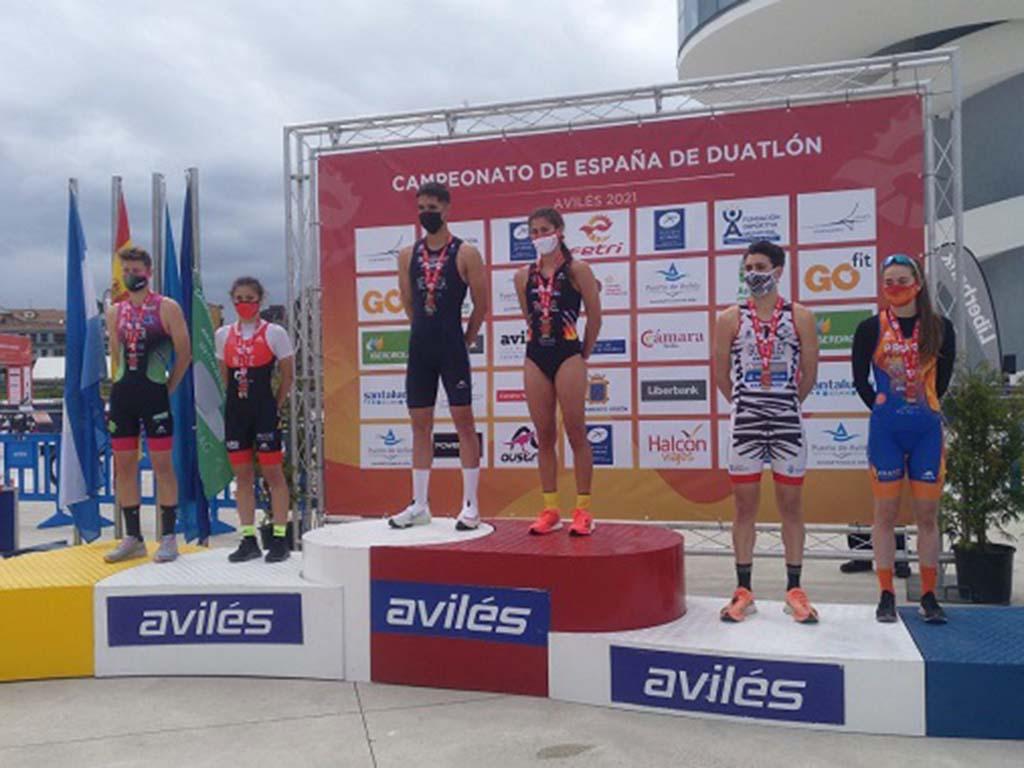 campeonato espana duatlon marina munoz