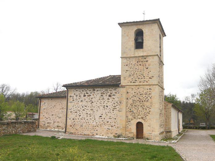 collado hermoso iglesia