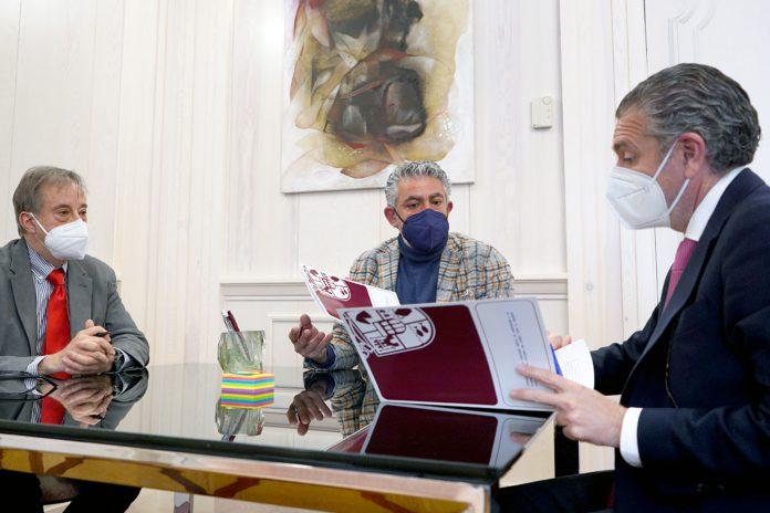 diputacion convenio fcnv centro nacional vidrio