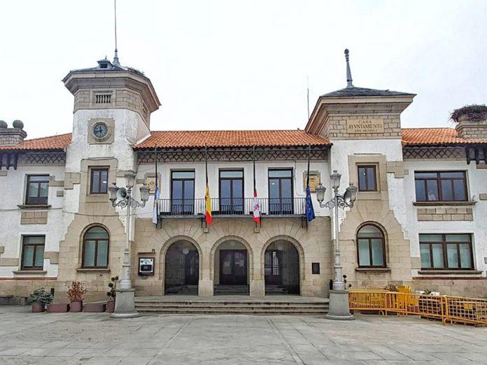 el espinar ayuntamiento