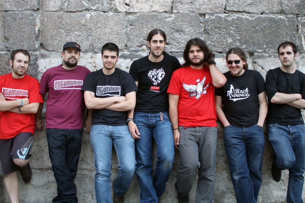 excomunion grupo rock 15 aniversario
