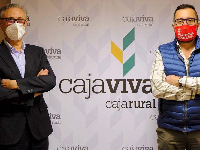 firma convenio hotuse caja rural