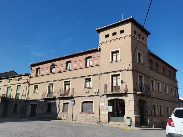 Cantalejo tendrá seis viviendas de alquiler social en un mismo edificio