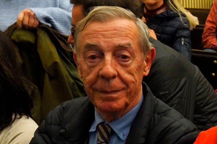 Patrón conservador del Alcázar de Segovia, José Antonio Ruíz Hernando. / KAMARERO