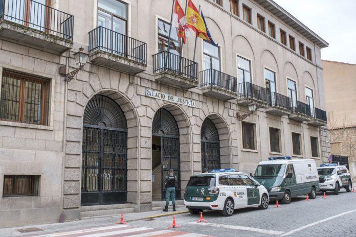 Audiencia Provincial Juzgados Guardia Civil