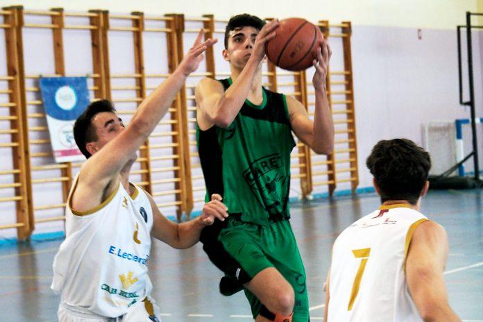 Baloncesto Claret Agustinos Levidrio KAM6624