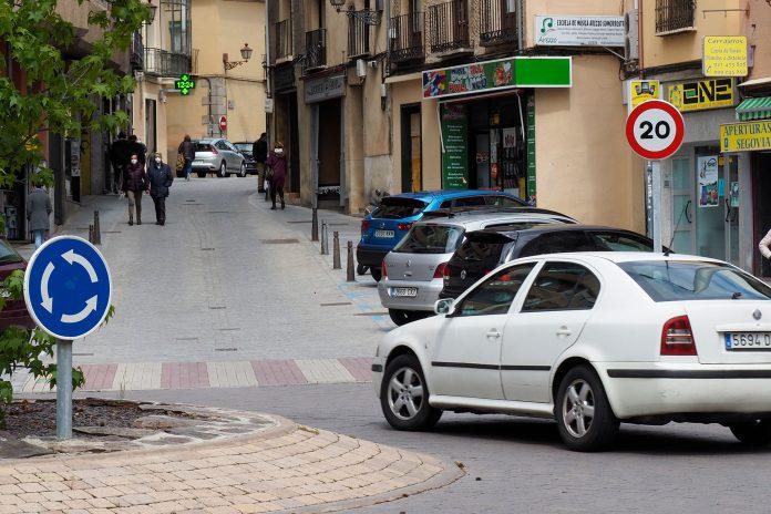 Calles Cambio Limites Velocidad KAM2514