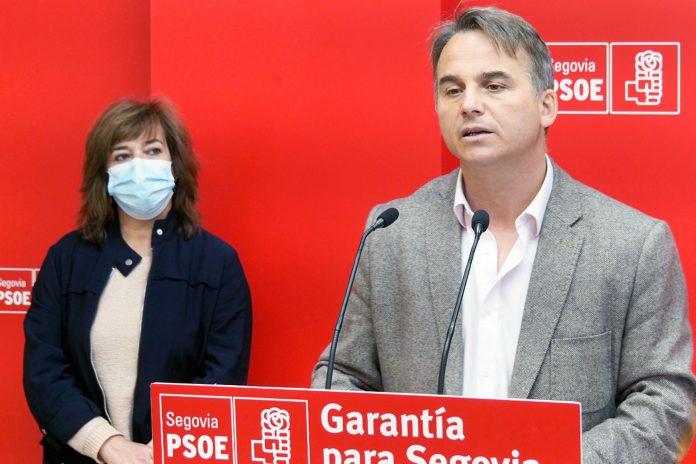 Diputacion PSOE RP Gloria Hernando Maximo San Macario KAM4772