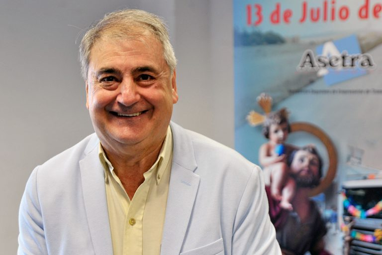 Juan Andrés Saiz Garrido volverá a presidir la patronal del transporte