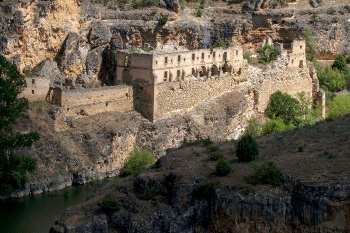 Hoces Duraton Convento Hoz Ermita San Frutos KAM1453