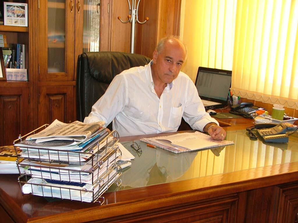 Miguel Angel Gonzalez Cabrejas gerente de navatrans