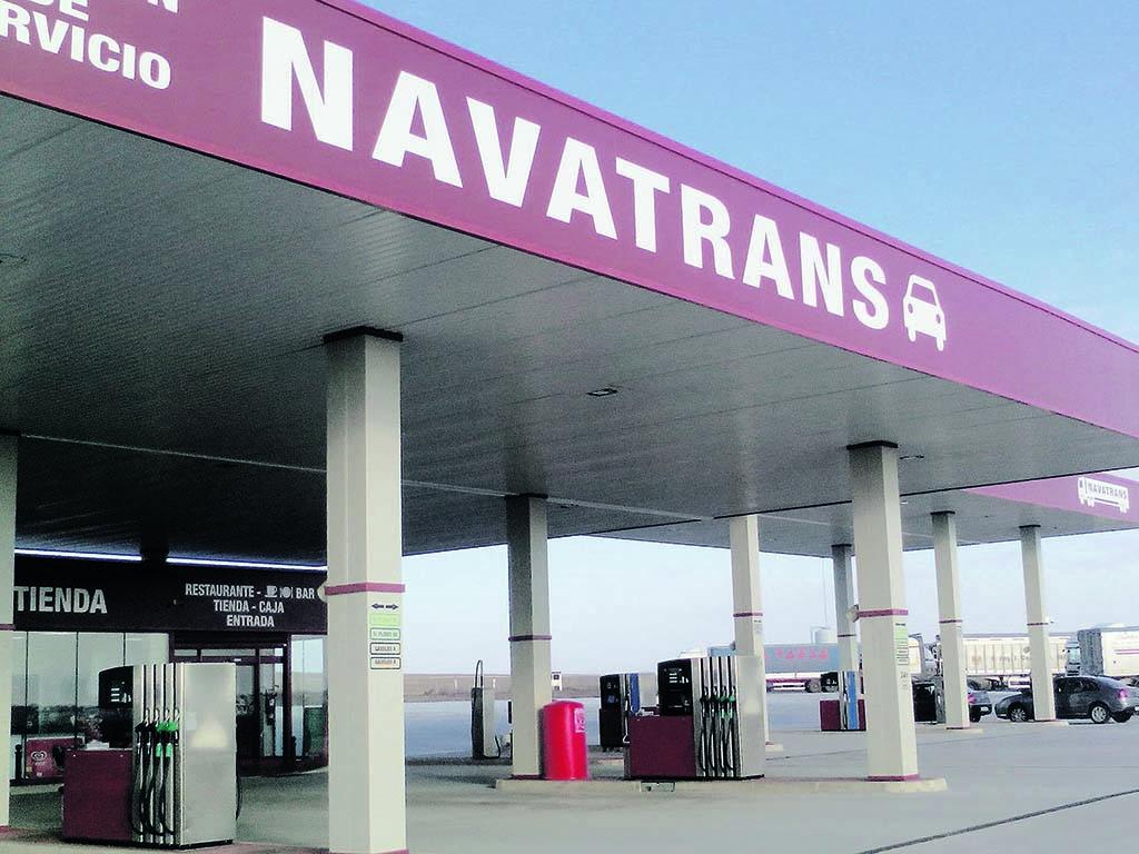 NAVATRANS gasolinera