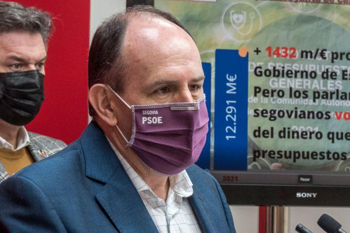 El diputado del PSOE, José Luis Aceves en una imagen de archivo. / KAMARERO