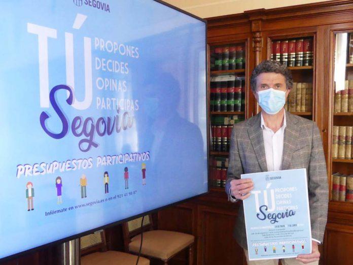Presupuestos participativos Ayuntamiento Segovia Andres Torquemada