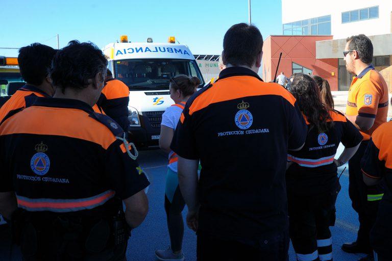 La Mancomunidad La Atalaya abre el plazo para inscribirse en la agrupación de voluntarios de Protección Civil