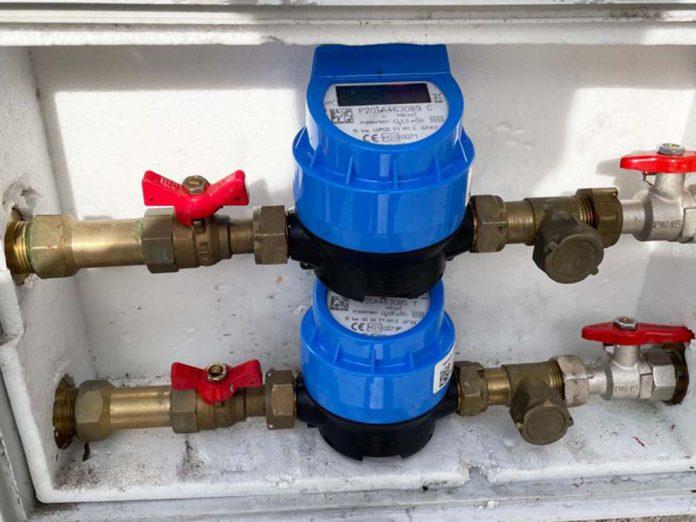 contadores agua electronicos