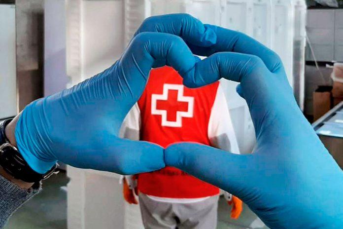cruz roja poder de voluntariado 86303 o