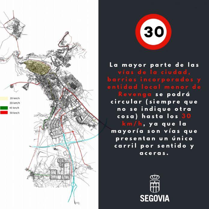 limites de velocidad segovia 4