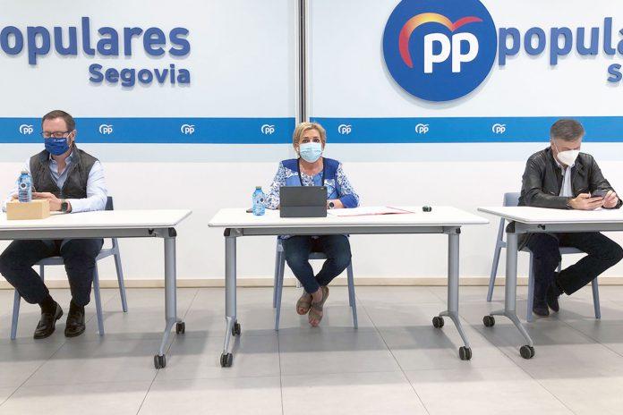 pp paloma sanz presentacion candatura presidencia provincial