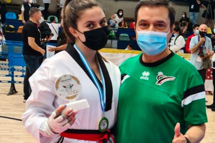 taekwondo ines benito