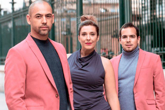 El trío de música vocal de cámara está formado por la soprano Paloma Chiner, el violonchellista Jorge Fanjul y el pianista Pablo García-Berlanga. / EL ADELANTADO