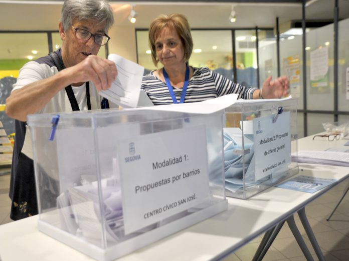 votacion presupuestos participativos