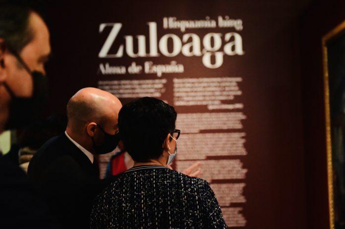 Exposición Zuloaga Tallin