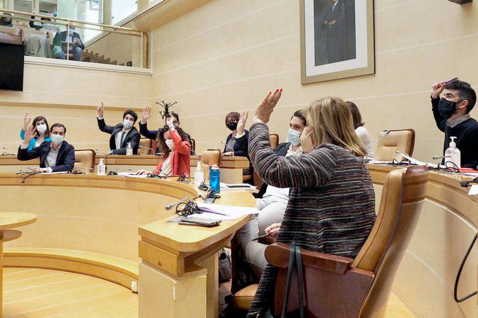 Ayuntamiento Pleno Votacion Todos