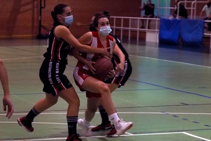 Baloncesto Cadete CD Base Santa Marta KAM7853