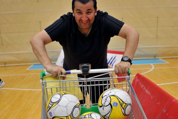 Cesar Arcones Balones KAM0624