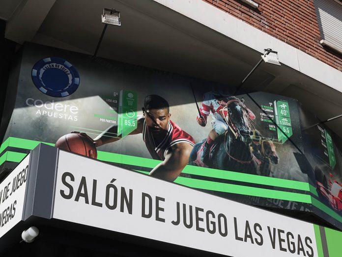 EuropaPress 2409931 salon juego vegas carteles publicitarios apuestas madrid octubre 2019