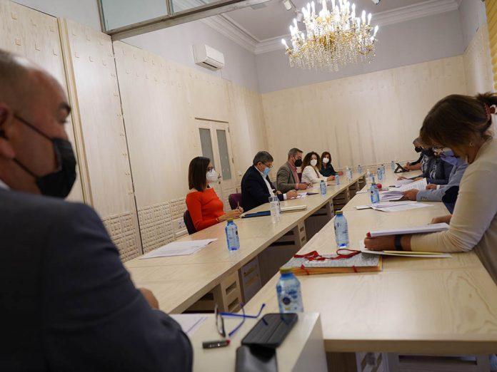 Junta de Gobierno de la Diputacion de Segovia