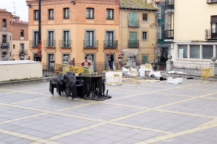 Obras Terraza Santa Columba KAM2714