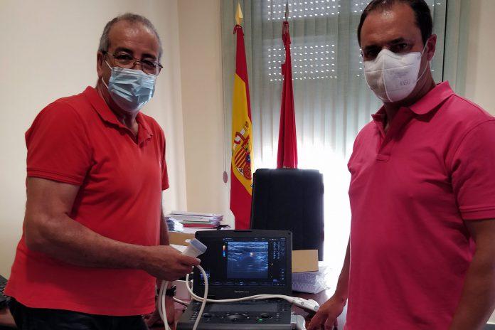Sanchonuno Compra ecografo consultorio medico