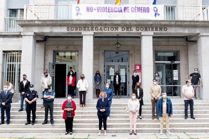 Subdelegacion Minuto Silencio Asesinato Violencia Genero Valladolid KAM9820