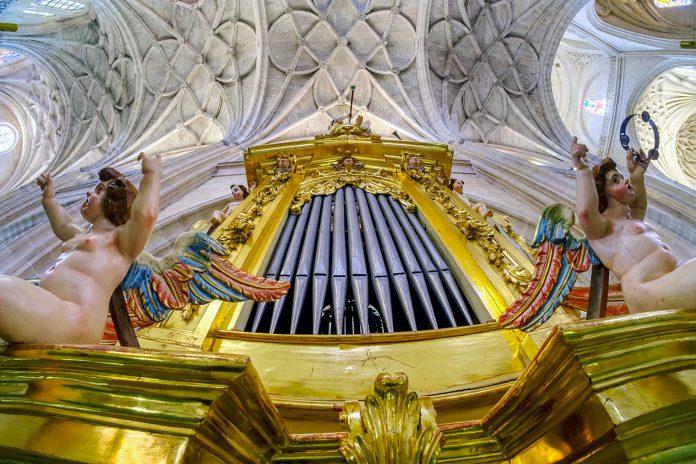 catedral concierto organo Jordi Verges previo