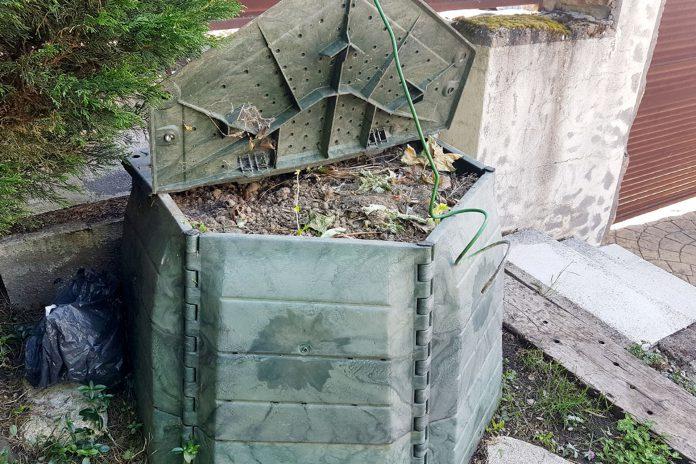 el espinar compostadora