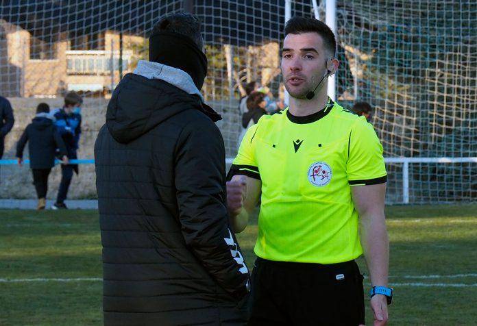 futbol arbitro