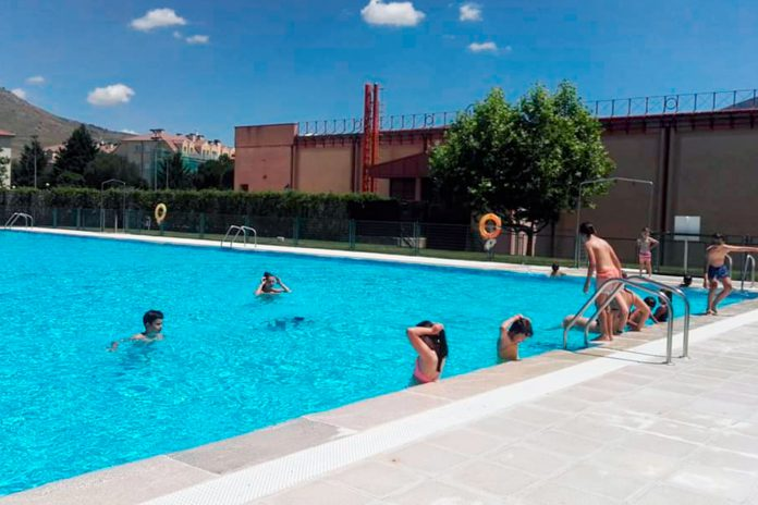 san ildefonso piscina verano