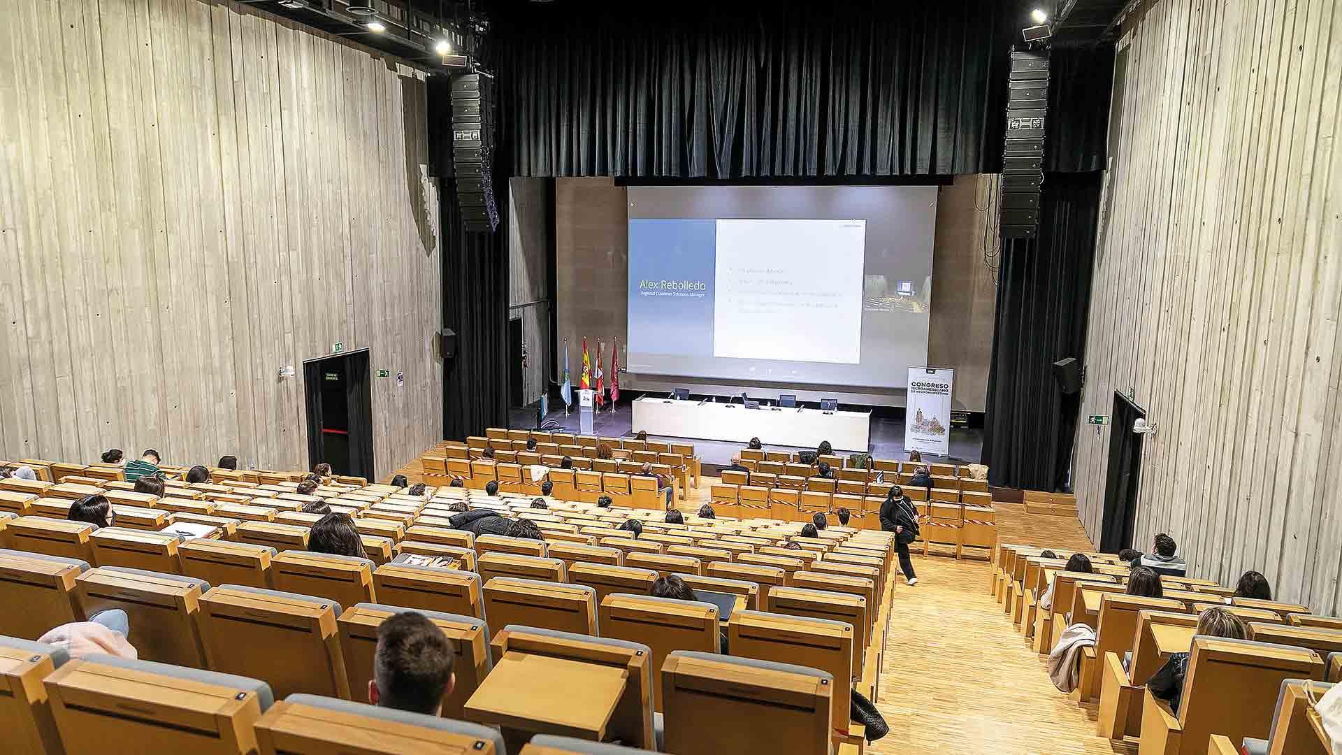 El equipo directivo del campus de la UVa en Segovia rinde cuentas a la sociedad