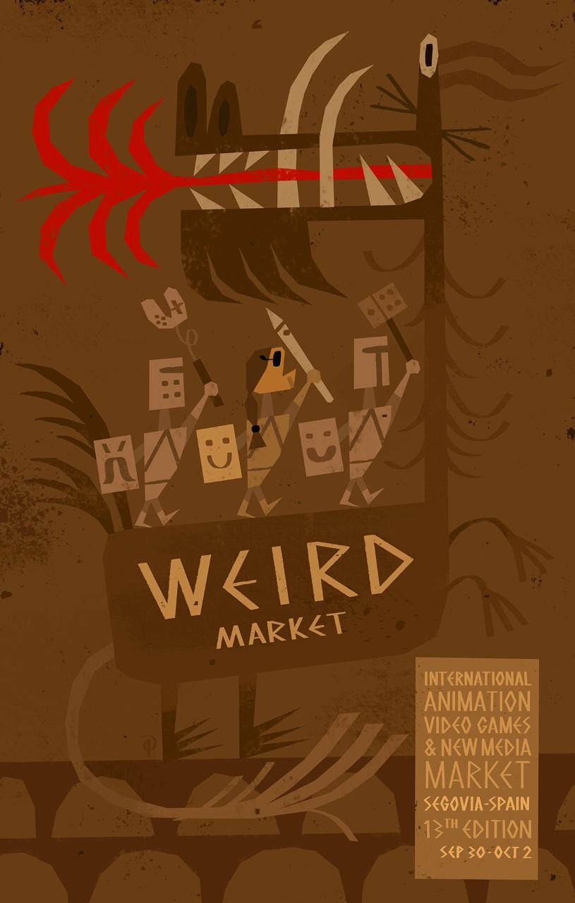 2021 07 21 Cartel Weird Market