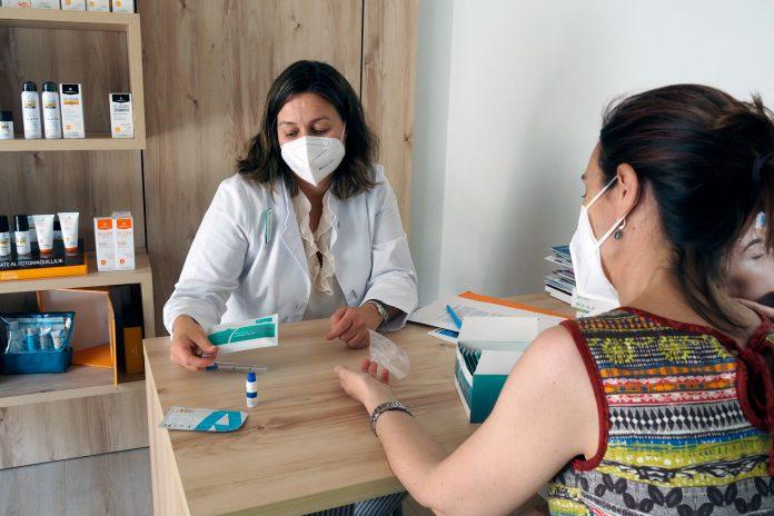 Farmacia Marta Ruano Test Antigenos Control Seroprevalencia Coronavirus KAM4900