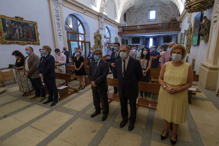 Fiesta San Cristobal Misa Iglesia Santo Tomas KAM8840